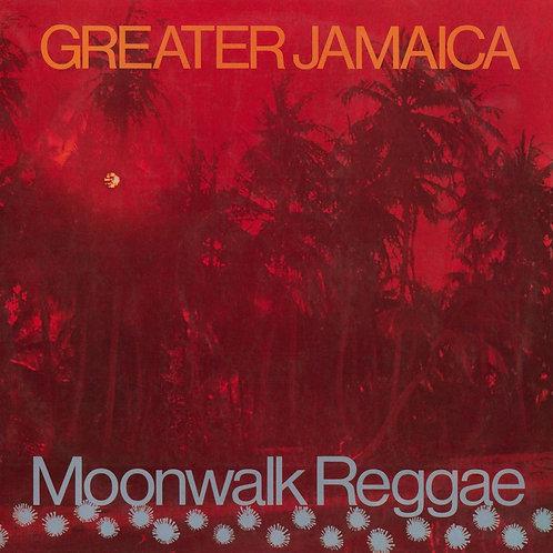 McCOOK , TOMMY & THE SUPERSONICS - GREATER JAMAICA MOONWALK REGGAE
