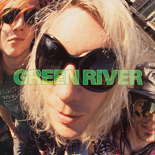 GREEN RIVER - REHAB DOLL (COLOURED VINYL)