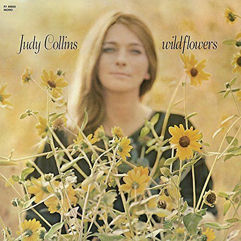 COLLINS , JUDY - WILDFLOWERS (COLOURED VINYL)