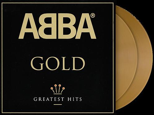 ABBA - GOLD (COLOURED VINYL)