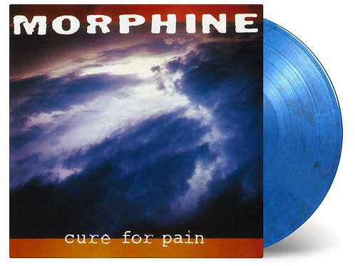 MORPHINE - CURE FOR PAIN (COLOURED VINYL)