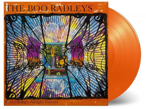 BOO RADLEYS - EVERYTHING'S ALRIGHT FOREVER (COLOURED VINYL)