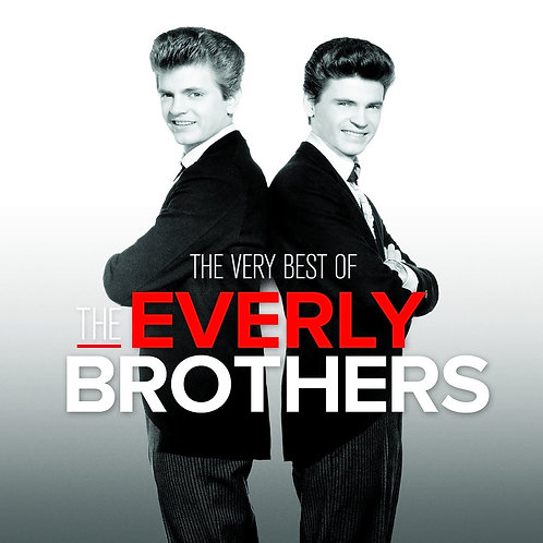 EVERLY BROTHERS - THE VERY BEST OF