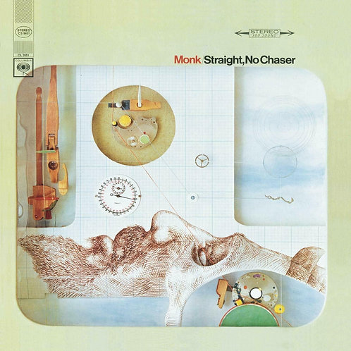 MONK, THELONIOUS - STRAIGHT NO CHASER