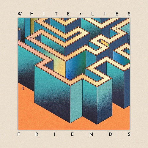 WHITE LIES - FRIENDS (PICTURE DISC)