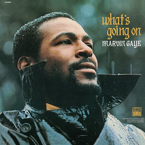 GAYE , MARVIN - WHAT'S GOING ON