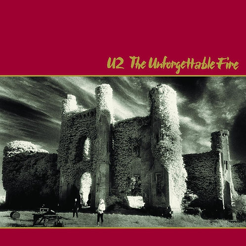 U2 - THEUNFORGETTABLE FIRE