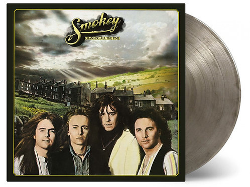 SMOKIE - CHANGING ALL THE TIME (COLOURED VINYL)