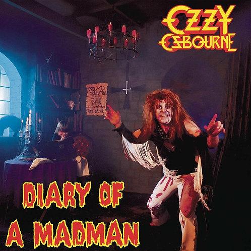 OSBOURNE , OZZY - DIARY OF A MADMAN