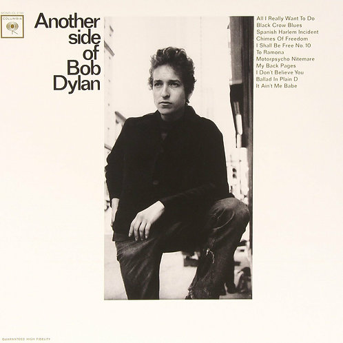 DYLAN , BOB - ANOTHER SIDE OF BOB DYLAN