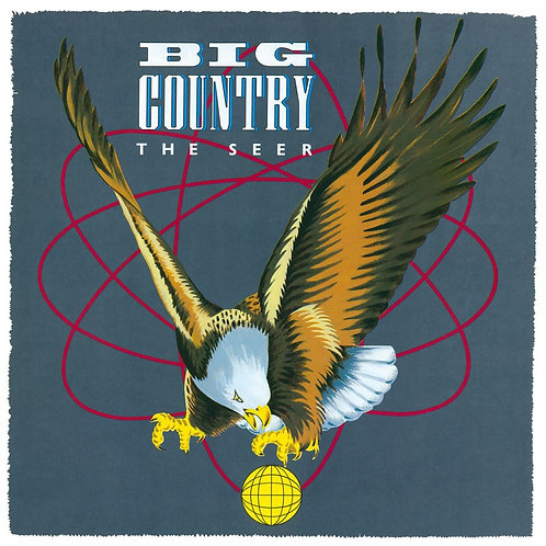 BIG COUNTRY - THE SEER (EXPANDED EDITION)