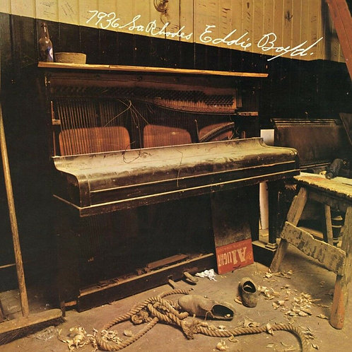 EDDIE BOYD & PETER GREEN'S FLEETWOOD MAC - 7936 SOUTH RHODES