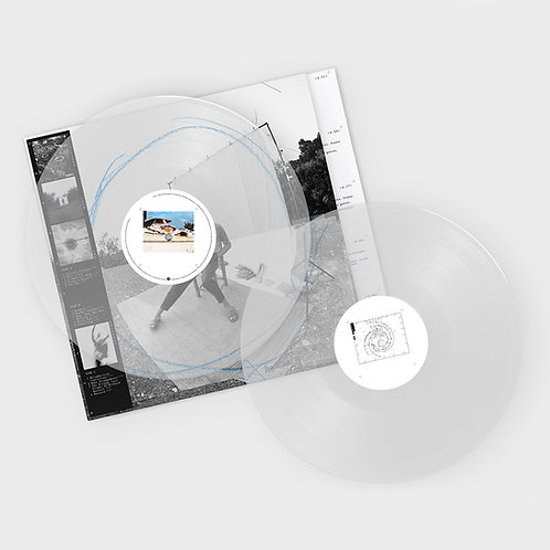HOWARD , BEN - COLLECTIONS FROM THE WHITEOUT (COLOURED VINYL)