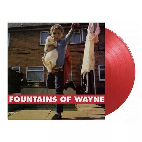 FOUNTAINS OF WAYNE - FOUNTAINS OF WAYNE (COLOURED VINYL)
