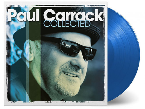 CARRACK , PAUL - COLLECTED (COLOURED VINYL)