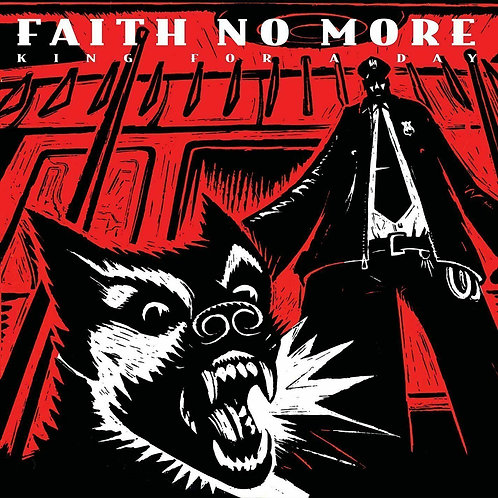 FAITH NO MORE - KING FOR A DAY...FOOL FOR A LIFETIME (DELUXE)