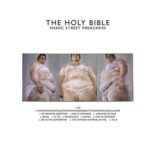 MANIC STREET PREACHERS - HOLY BIBLE