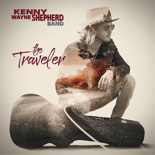SHEPHERD, KENNY WAYNE   – THE TRAVELER