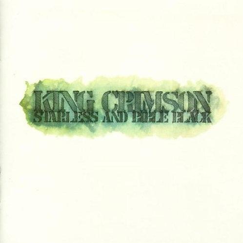 KING CRIMSON - STARLESS AND BIBLE BLACK