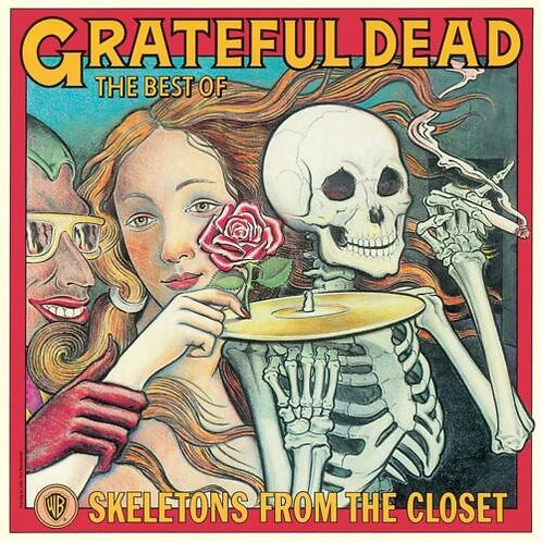 GARTEFUL DEAD - THE BEST OF: SKELETONS FROM THE CLOSET (COLOURED VINYL)