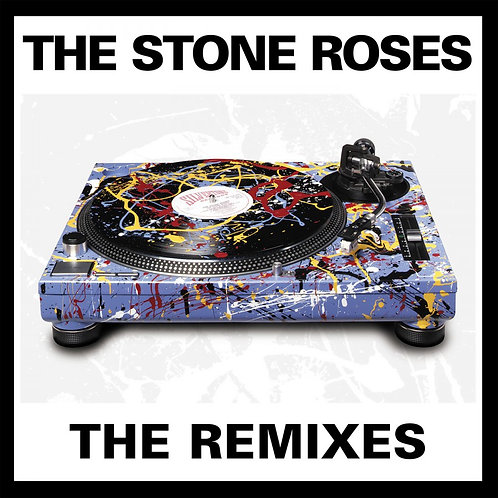 STONE ROSES - THE REMIXES