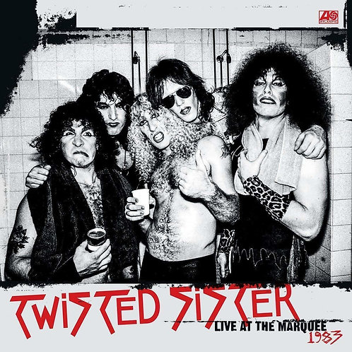 copy of TWISTED SISTER - STAY HUNGRY