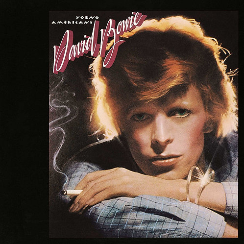 BOWIE , DAVID - YOUNG AMERICANS