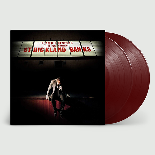PLAN B - THE DEFAMATION OF STRICKLAND BANKS (COLOURED VINYL)