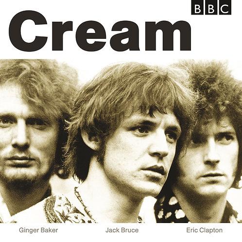 CREAM - BBC SESSIONS (COLOURED VINYL)