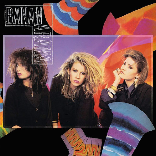 BANANARAMA - BANANARAMA (COLOURED VINYL)