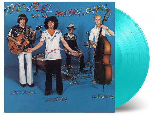 MODERN LOVERS - ROCK N ROLL WITH THE MODERN LOVERS (COLOURED VINYL)