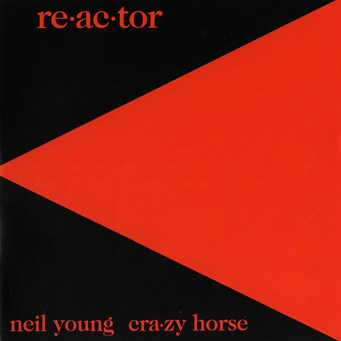 YOUNG, NEIL - RE-AC-TOR
