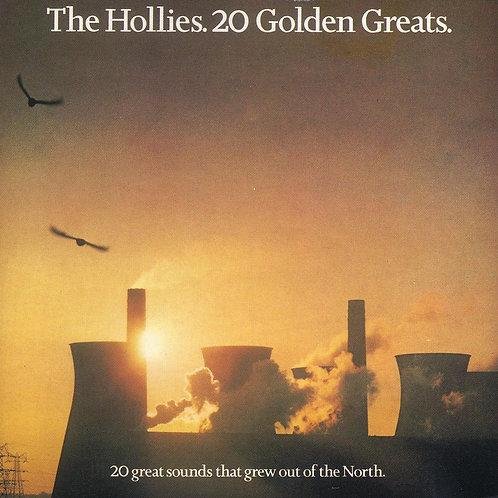 HOLLIES - 20 GOLDEN GREATS
