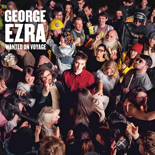 EZRA , GEORGE - WANTED ON VOYAGE