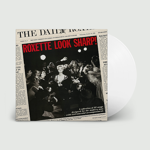 ROXETTE - LOOK SHARP (COLOURED VINYL)
