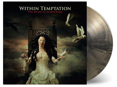 WITHIN TEMPTATION - THE HEART OF EVERYTHING (COLOURED VINYL)