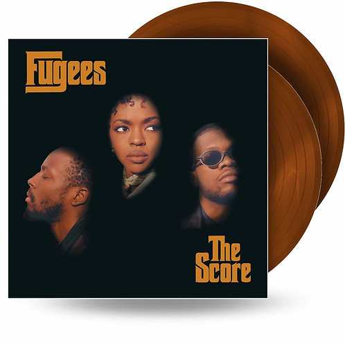 FUGEES - THE SCORE (COLOURED VINYL)