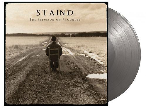STAIND - THE ILLUSION OF PROGRESS (COLOURED VINYL)