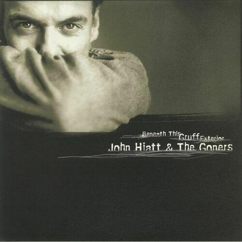 HIATT , JOHN - BENEATH THIS GRUFF EXTERIOR (COLOURED VINYL)