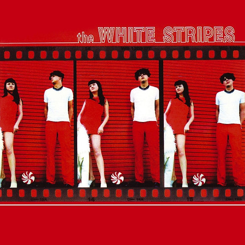 WHITE STRIPES - WHITE STRIPES