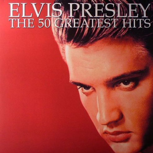PRESLEY, ELVIS - THE 50 GREATEST HITS