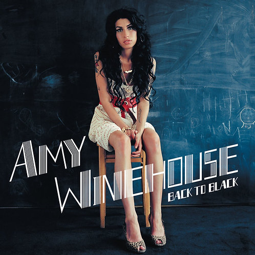 WINEHOUSE , AMY - BACK TO BLACK