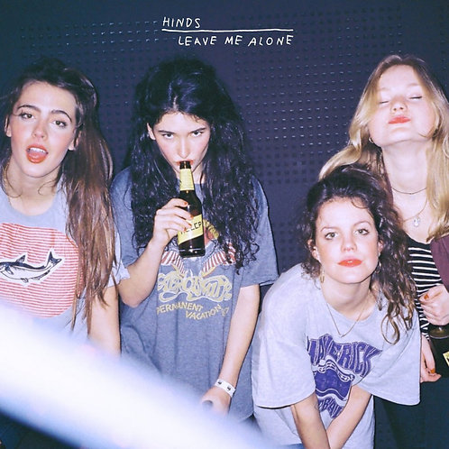 HINDS - LEAVE ME ALONE (COLOURED VINYL)