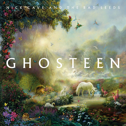 CAVE , NICK & THE BAD SEEDS - GHOSTEEN