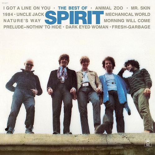 SPIRIT - THE BEST OF SPIRIT