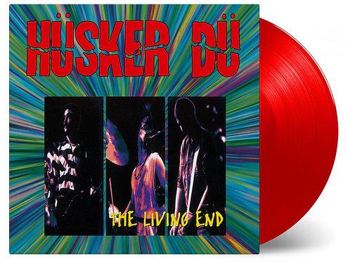 HUSKER DU - THE LIVING END (COLOURED VINYL)