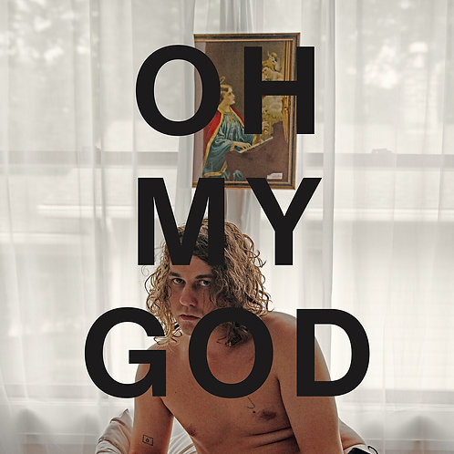MORBY, KEVIN - OH MY GOD (COLOURED VINYL)