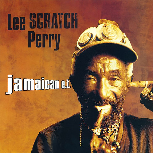 PERRY , LEE SCRATCH - JAMAICAN E.T.