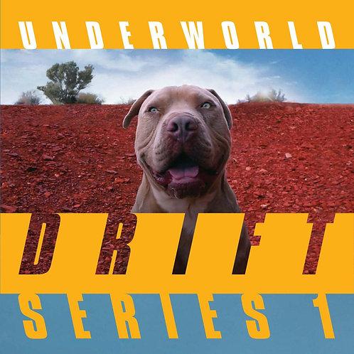 UNDERWORLD - DRIFT: SERIES 1 SAMPLER (COLOURED VINYL)