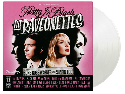 RAVEONETTES - PRETTY IN BLACK (COLOURED VINYL)
